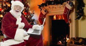 email Santa