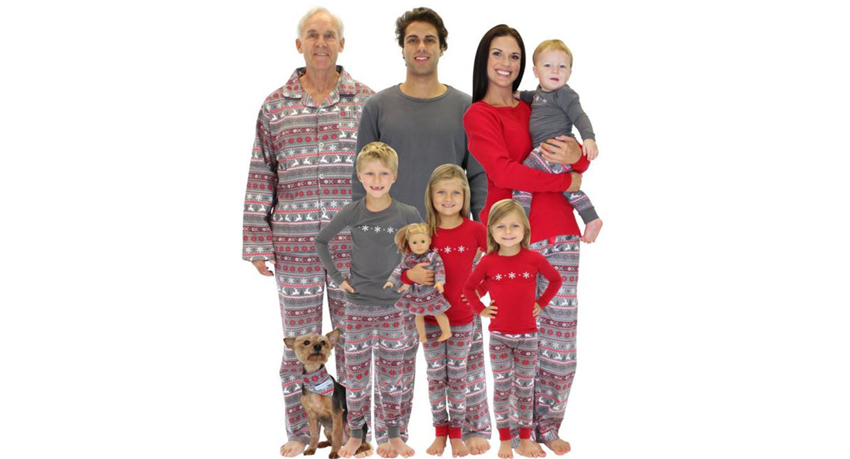 Christmas pajamas traditions